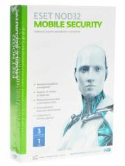 Антивирус ESET NOD32 Mobile Security