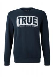 1/1 Slv True Print Sweater
