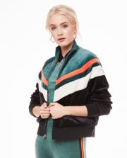 Толстовка Colorblock Ltwt Velour Palisades