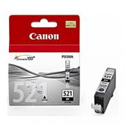Картридж Canon CLI-521BK Black для Pixma iP3600 / 4600 / MP540 / 620 / 630 / 980