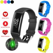 X9 Smart Band Bracelet Pedometer Blood Pressure Heart Rate Monitor (E-528115)