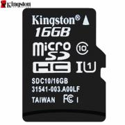KINGSTON 16GB UltimateX Class 10 Micro SD Card (EFM-268210)