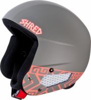 Шлем зимний Shred 15-16 Mega Brain Bucket RH Norfolk Rust/Gray Rust