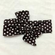 Spots Bowknot Hair Accessory (3442312)