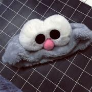 Plush Big Eyes Headband (3900755)