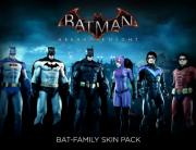 Batman: Arkham Knight - Bat-Family Skin Pack (PC)