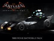 Batman: Arkham Knight - 1989 Movie Batmobile Pack (PC)