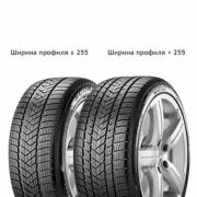 Зимние шины Pirelli (Scorpion Winter XL 295/40 R21 111V)