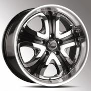 Диск литой Racing Wheels Premium (Н-382 8.5x20/5*120 D74.1 ET45 HS/CW D/P)