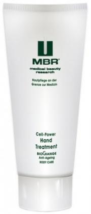 MBR Body Care Cell-Power Hand Treatment