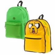 Рюкзак Adventure Time. Finn's Bag & Jake Reversible