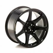 COSMIS MR-7 18x10,0 5x114,3 ET25 Black