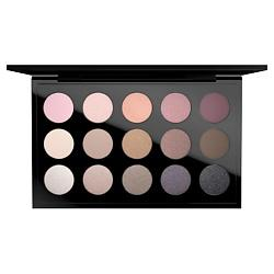 MAC Палетка теней х 15 Eye Shadow Cool Neutral Cool Neutral, 19.5 г