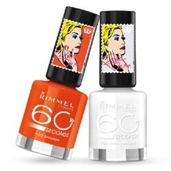 RIMMEL Лак для ногтей 60 Seconds Rita Ora № 853