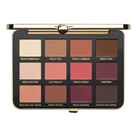 Too Faced JUST PEACHY MATTES Палетка теней JUST PEACHY MATTES Палетка теней