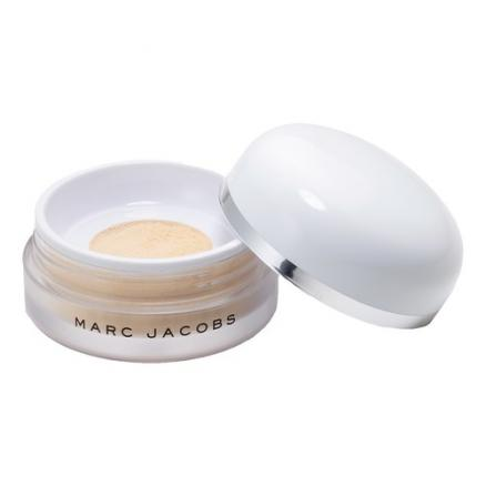 Marc Jacobs Beauty FINISH-LINE PERFECTING COCONUT SETTING POWDER Пудра фиксирующая Invisible