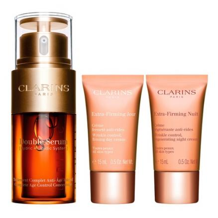 Clarins Double Serum & Extra-firming Набор Double Serum & Extra-firming Набор