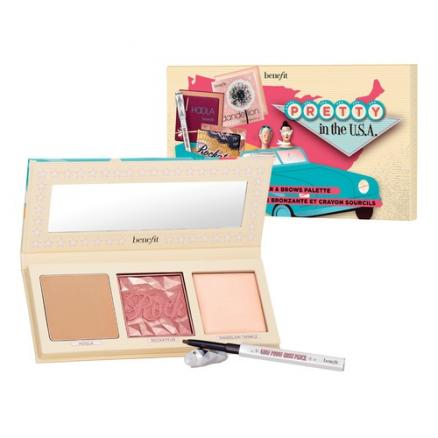 Benefit Pretty In The USA Палетка для макияжа Pretty In The USA Палетка для макияжа