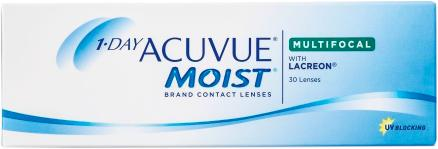 1-Day Acuvue Moist Multifocal 30 линз 30 линз