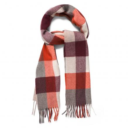Шарф Multicheck Scarf