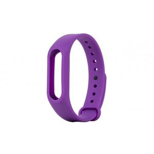 Ремешок для Xiaomi Mi Band 2 Purple