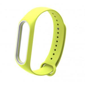 Ремешок для Xiaomi Mi Band 3 Light Green