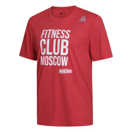 Футболка WCLS APR19 RE M SS TEE Reebok