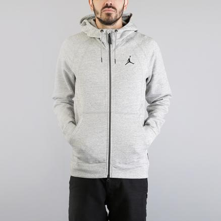 Толстовка Jordan Lifestyle Wings Fleece Full-Zip Hoodie