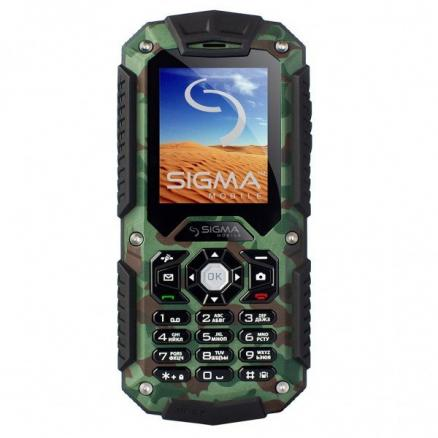 Sigma Х-treme IT67 Khaki