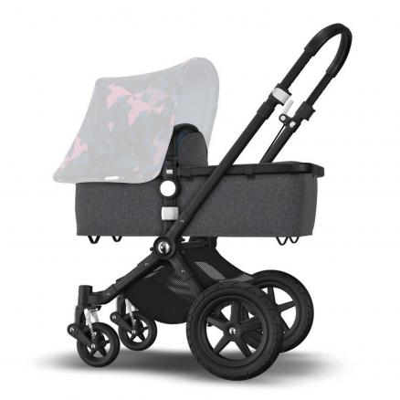 Коляска 2 в 1 Cameleon3 Plus BLACK/ GREY MELANGE Bugaboo