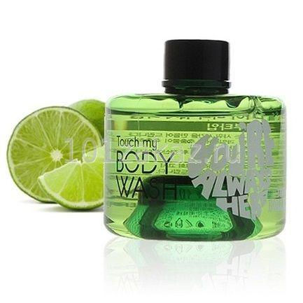 Baviphat Dollkiss Touch My Body Wash Lime гель для душа с экстрактом лайма, 100 мл