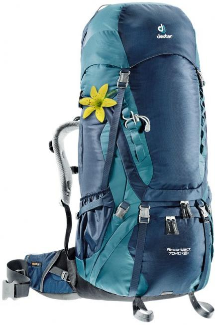 Рюкзак Deuter Aircontact 70 + 10 SL midnight-denim