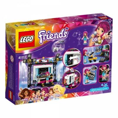 Lego Friends 411117 Конструктор Поп-звезда Телестудия