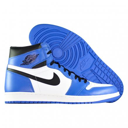 "Кроссовки Jordan (Кроссовки Air Jordan 1 Retro High OG ""Game Royal"")"