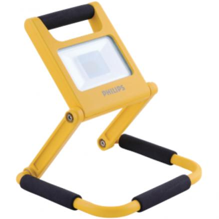 Светодиодный прожектор Philips Essential SmartBright Portable Worklight BGP110 YELLOW 20 Вт (871016334456099)