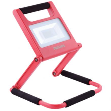 Светодиодный прожектор Philips Essential SmartBright Portable Worklight BGP110 RED 10 Вт (871016334451599)