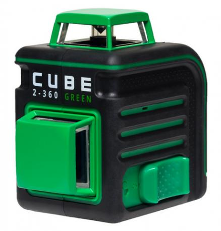 Cube 2-360 Green Ultimate Edition