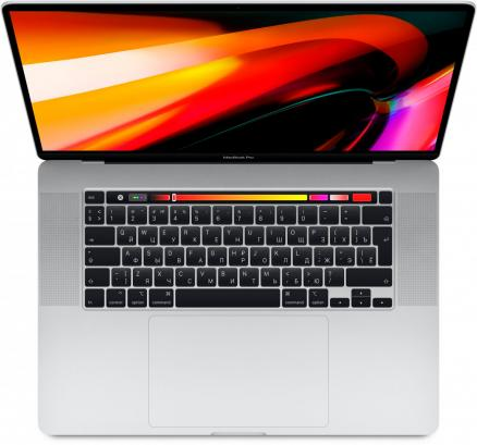 "Ноутбук Apple MacBook Pro 16"" Intel Core i7 2.6GHz 16Gb 512Gb SSD MVVL2RU/A (Silver)"