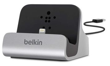 Док-станция Belkin Charge + Sync Dock (F8J045BT) для iPhone/iPod (Silver)