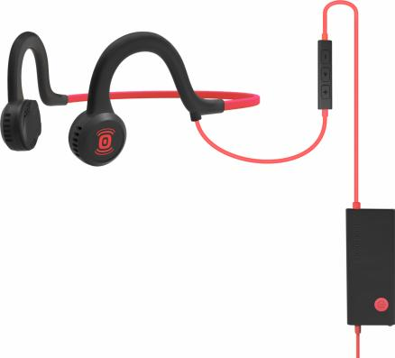 Спортивная гарнитура AfterShokz Sportz Titanium AS451LR (Lava Red)