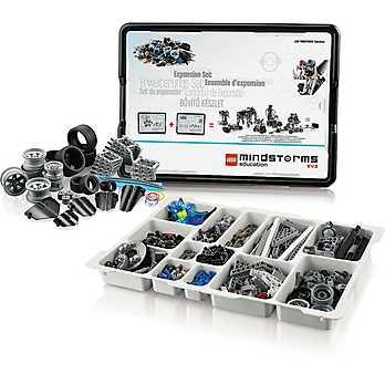 Ресурсный набор Lego Mindstorms Education EV3 Expansion Set 45560 (Multicolor)