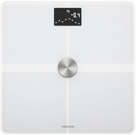 Умные весы Nokia Body+ Scale (White)