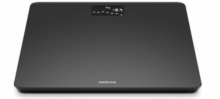 Умные весы Nokia Body Scale WBS06 BK (Black)