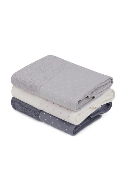 hand towel set (3 pieces) Saheser