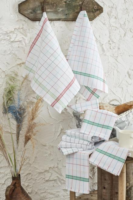 wash towel set (10 pieces) Eponj home (8 марта женщинам)