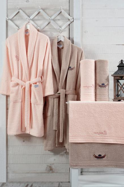 bathrobe set Marie claire