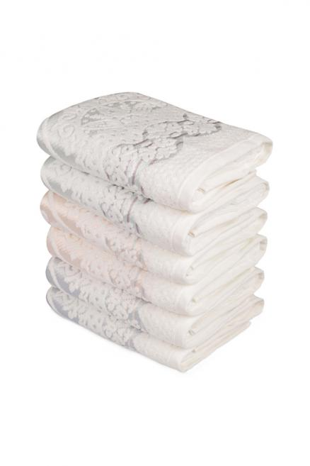 hand towel set (6 pieces) Saheser