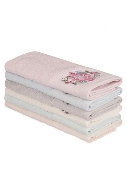towel set (6 pieces) Saheser