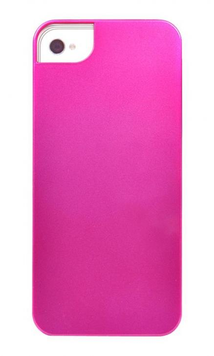 Панель для iPhone 5/5S iCover Glossy Purple IP5-G-P