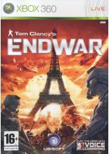 Tom Clancy's End War (Xbox 360) (GameReplay)